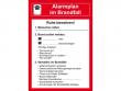 4: Alarmplan im Brandfall