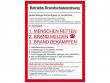 10: Betriebs-Brandschutzordnung