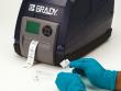 3: Kennzeichnung von Objekträgern mit dem IP Printer von Brady