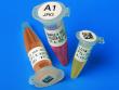2: Laborkennzeichnung (Etiketten für Röhrchen und zur Deckelkennzeichnung)