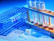 1: Nylongewebe-Etiketten für die Laborkennzeichnung