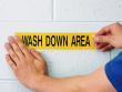9: Polyester-Etiketten für raue Umgebungen (B-966)