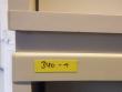 11: Etiketten für die Regalbeschriftung