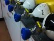 10: Versiegelung einer Atemluftflasche mit OWO 6-60