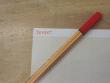 1: selbstlaminierende Wickeletiketten für die Handbeschriftung