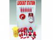 1: Kleine Lockout Station (Größe in cm (HxBxT) 46 x 30,5 x 10)