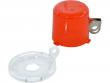 5: Sicherheitsabdeckungen für Drucktasten (klein mit niedrieger Abdeckung)