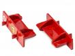 1: NV-Niederspannungs-Sicherungsleisten