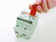 4: POW (Pin-Out Wide) - Mini-Verriegelungssystem für Schutzschilder