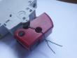 3: Universelles Verriegelungssystem für Mini-Leitungsschutzschalter (gesperrt mit einer Plombe)