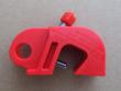 3: Werkzeugfreie Verriegelung fuer Leitungsschutzschalter