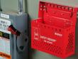 3: Montierte Safety Redbox, geöffnet (145579)