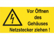 7: Warnschild (deutsch)