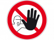34: Zutritt für Unbefugte verboten
