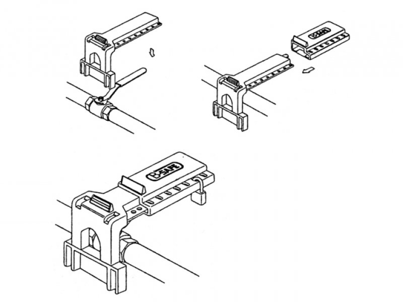 Atemberaubend Mechanische Gefahren - Lockout - Leymann Punktum @AD_93