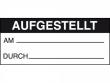 2: Wartungs-Etiketten (Aufgestellt)