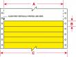 3: B-124 (Papier-Etiketten für die Klemmblockmarkierung)