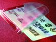 1: Polyester-Etiketten für raue Oberflächen (B-422)