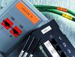 1: Nylongewebe-Etiketten für die Relais und Panelkennzeichnung (B-499)