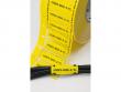 3: Etiketten für die Kabelbündelkennzeichnung