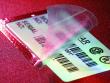 5: B-747 - lösungsmittel- und wischbeständige Polyester-Etiketten