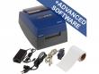 2: Farbetikettendrucker-Set