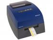 1: BradyJet J2000 Farbetikettendrucker