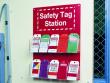 10: Sicherheitsanhänger-Station