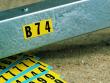 4: Zahlen und Buchstaben (logistische Markierung)