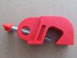 4: Werkzeugfreie Verriegelung für Trennschalter