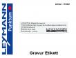 5: Etikett auf Lasergravurfolie