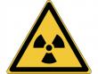 7: Warnschild - Warnung vor radioaktiven Stoffen oder ionisierender Strahlung (gemäß DIN EN ISO 7010, ASR A1.3)